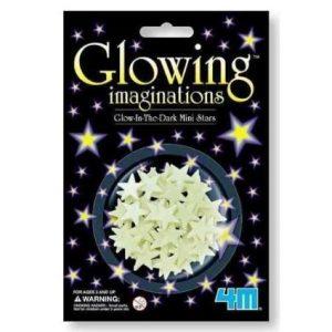 stick on glow stars