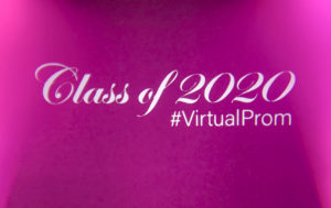 ultimate virtual prom pink photo